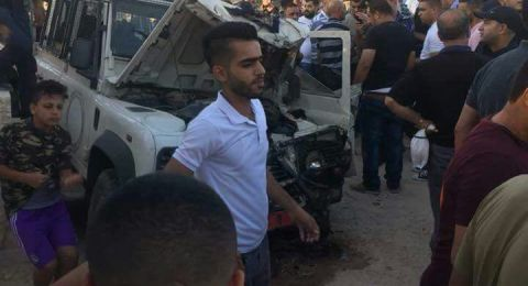 الشرطة الفلسطينية: استشهاد ثلاثة رجال امن اثر حادث سير في جنين