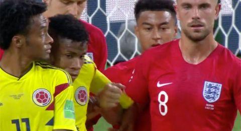 مارادونا: سرقة ضخمة في مباراة إنجلترا وكولومبيا