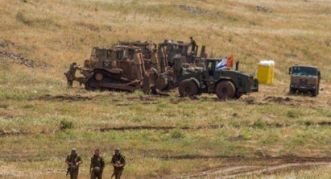 إسرائيل تهدد باجتياح الحدود السورية