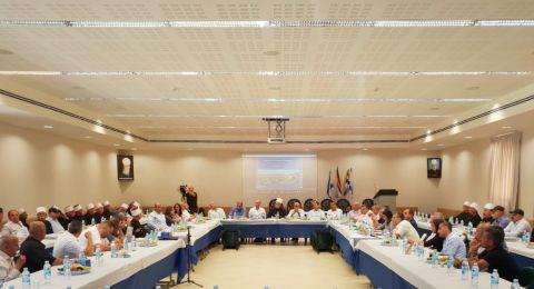 كفر ياسيف:يوم دراسي في موضوع التخطيط والبناء في القرى الدرزية