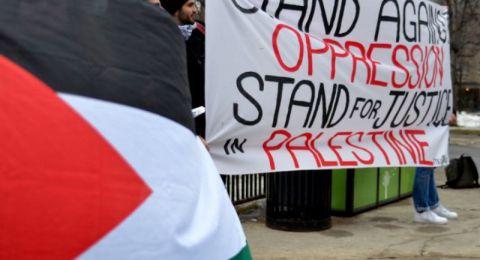 مشروع قانون أميركي يُجرم ويعاقب مقاطعة إسرائيل