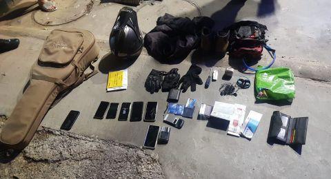 نشاطات مكثفة للشرطة.. اعتقال مشتبهون من طوبا واللقية