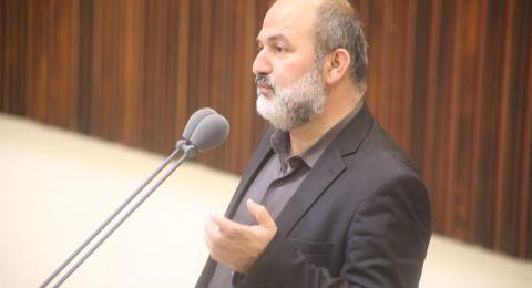 النائب حاج يحيى يطالب وزير العمل والرفاه بابقاء الميزانيات في صندوق الوزارة .
