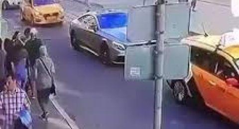 قتيلا و3 جرحى في حادثة دهس في مدينة سوتشي في روسيا