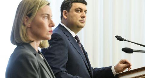 موغريني: سنجتمع مع قيادات السلطة الفلسطينية وإسرائيل هذا الأسبوع
