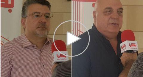 النائب د.يوسف جبارين ود.عفو اغبارية: نحن بحاجة لشباب يقودون التغيير كمشروع