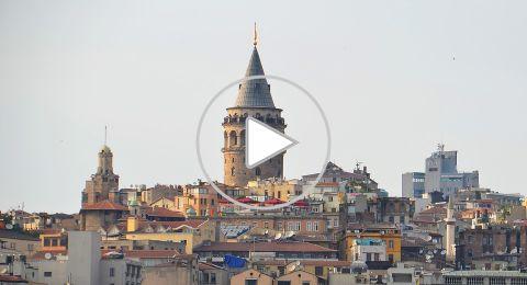 تعرفوا على برج غلاطة، بوصلة السائح في إسطنبول