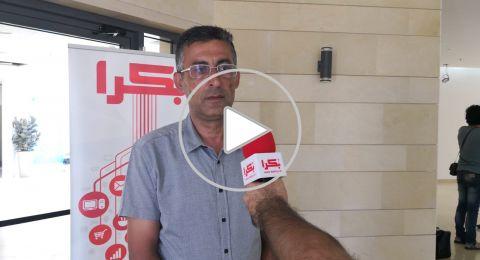 المربّي هشام محاجنة: تماسكنا كمجتمع يكون من خلال فعاليّات
