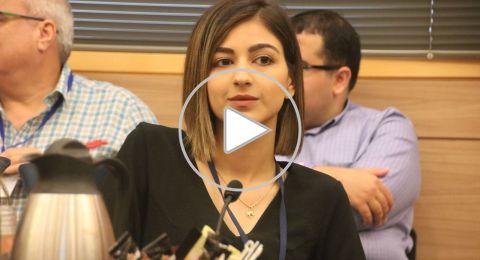 مها عبّادي: ميولي للعربية يشجّعني على إحداث تغيير فيما يخصّ اللغة