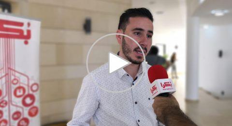 المحامي احمد مهنّا: سيكون لأمانينا وقيادة دور بمأسسة العمل الجماهيري