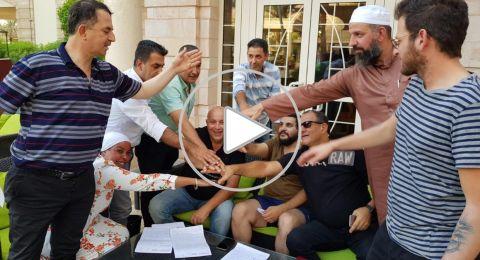 الفوج الثالث ينهي تدريبًا ناجحًا في الأردن