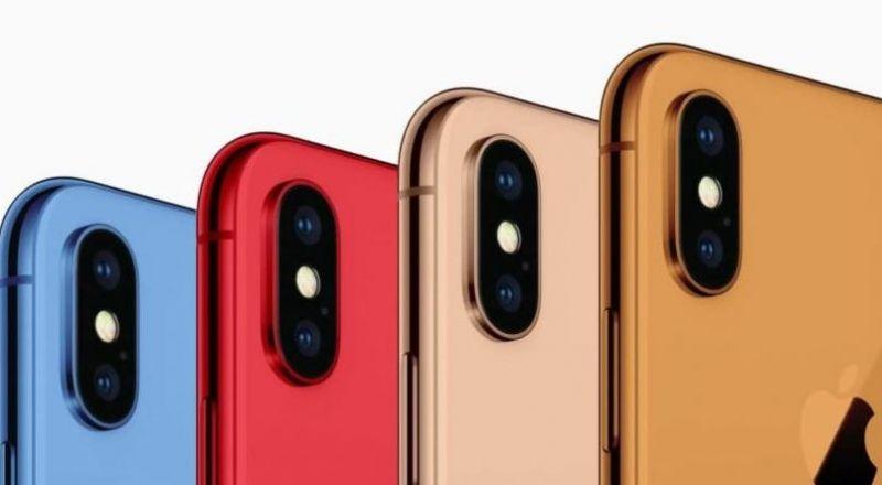 آبل تعتزم إطلاق هواتف آيفون بألوان جديدة