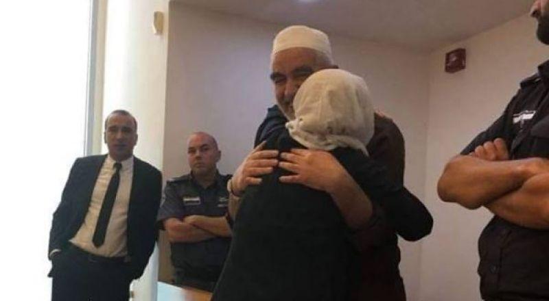 المحكمة ترفض استئناف النيابة وتقرر الافراج عن الشيخ رائد صلاح للحبس المنزلي