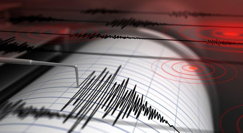 هزة أرضية جديدة بقوة 3.4 درجات ضربت شمال البلاد صباح اليوم