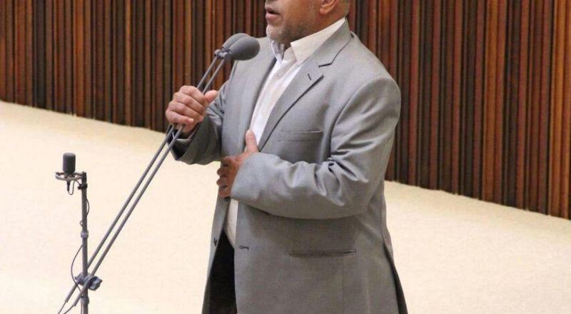 النائب طلب ابو عرار يطرح موضوع الأدوية المنقذة للحياة من على منبر الكنيست