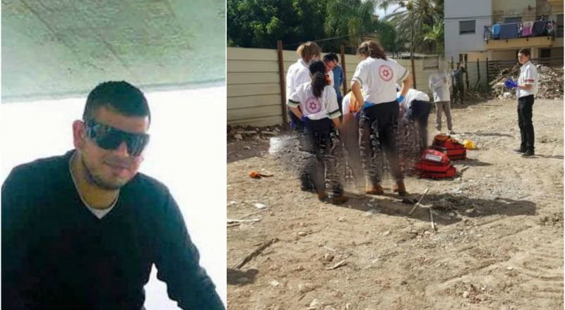 مصرع مهران ميعاري من المكر اثر سقوطه في ورشة بكريات آتا قرب حيفا