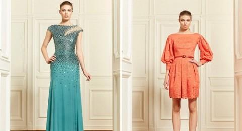أزياء صيفية من تصميم زهير مراد