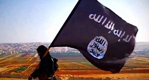 فيديو لتنظيم «الدولة» عن جنديين روسيين أسرهما في سوريا