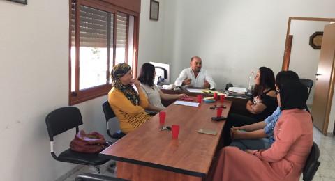 النائب مسعود غنايم يستجوب وزير التربية حول ظروف عمل المرشدات في برنامج براعم