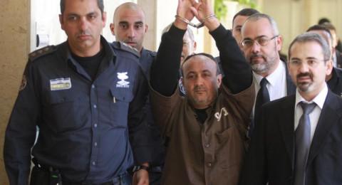 من داخل سجنه .. البرغوثي يشيد بالمصالحة الفلسطينية