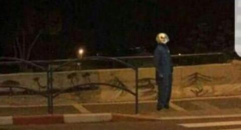 بالصور: انتشار ظاهرة الأقنعة المخيفة في شوارع البلاد!
