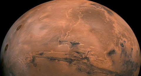 سلطات الإمارات أعلنت مشاركتها بوضع أول مستعمرة بشرية على كوكب المريخ