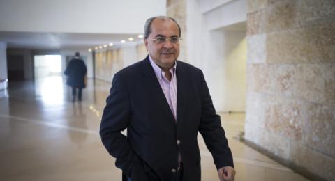 أوري سافير: في الدولة الديموقراطية الواحدة سيصبح أحمد الطيبي رئيسا للوزراء