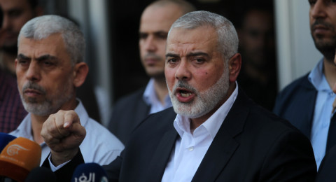 حماس لن تشارك في اي حكومة قادمة