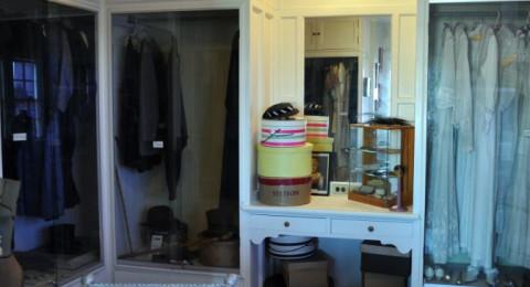 أفكار لغرف الملابس