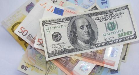 انخفاض في أسعار صرف العملات