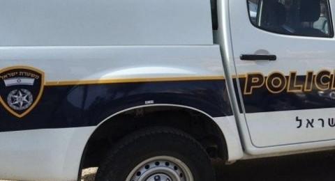 اقتحام شقة وسيارة قرب حيفا والقبض على المشتبه من جولس