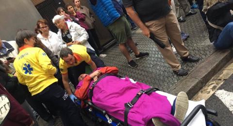 الشغب يهدد بتأجيل لقاء برشلونة أمام لاس بالماس