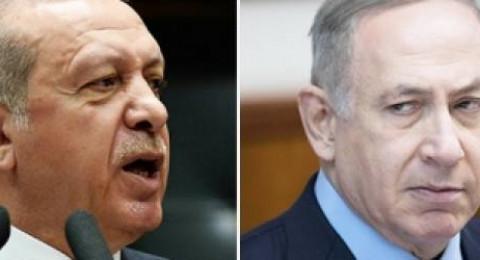 نتنياهو لاردوغان : أتفهم غضبك لأنك من داعمي حماس