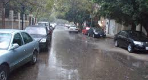 توقعات الارصاد: الأمطار تبدأ بالهطول ابتداء من ظهر غد الاحد