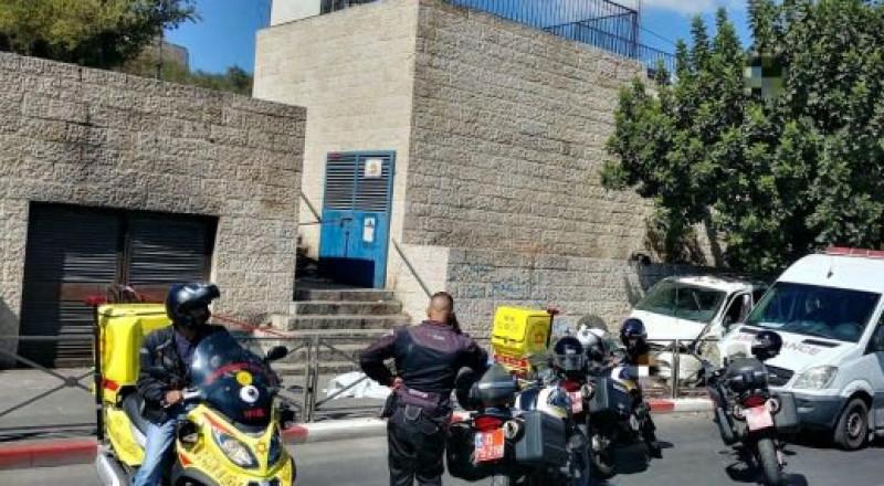 مصرع مسنة دهسًا في حي وادي الجوز بالقدس