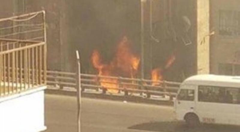 عشرات الشهداء والجرحى بهجوم انتحاري ارهابي في حي الميدان بدمشق