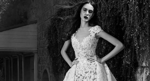 فساتين زفاف ملكية من زهير مراد لخريف 2016