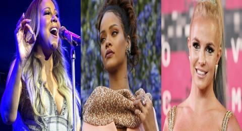 تصنيف أغنى المغنيات لعام 2015