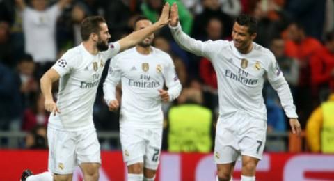 ريال مدريد يفوز على باريس سان جيرمان و يتأهل لدور 16