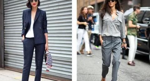 للمرأة العاملة: قطع ملابس ضرورية للوك عصري في العمل