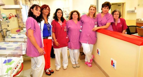 قسم أطفال جديد في مستشفى