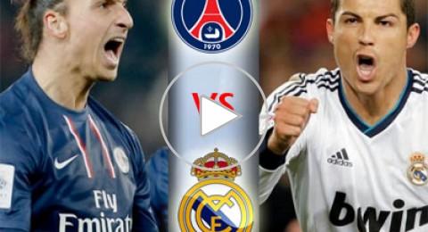 الليلة وببث مباشر على موقع بكرا ..مباراة نارية بين ريال مدريد وباريس سان جيرمان