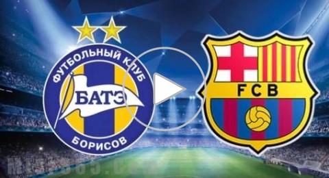 ترقبوا الليلة: برشلونة VS باتي بوريسوف