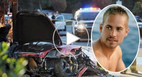 وفاة الممثل بول ووكر بحادث سير مأساوي!