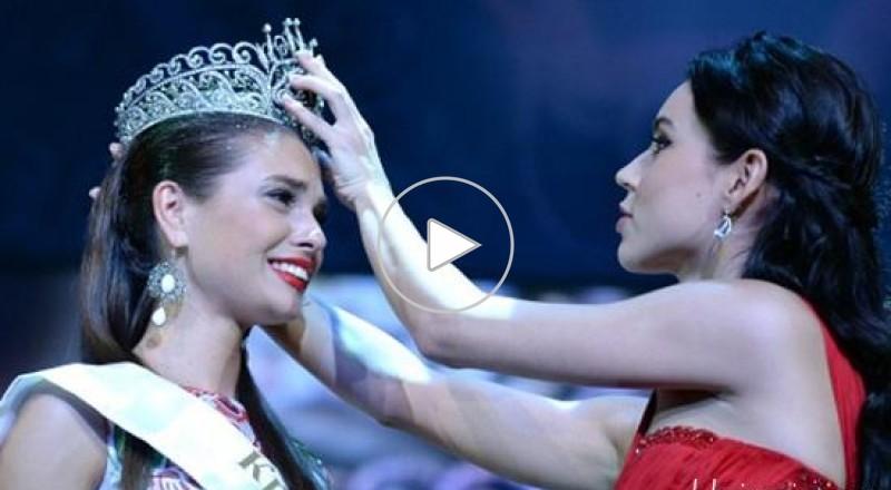 انستاسيا توروسوفا تتوج ملكة جمال روسيا