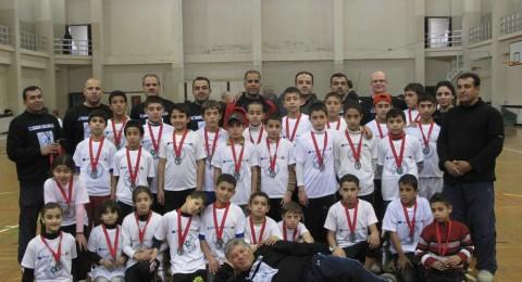 ورشة تدريبية في الاردن ضمن مشروع كرة قدم من اجل السلام