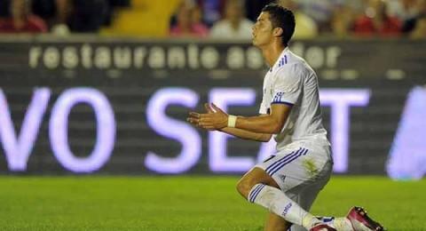 كريستيانو رونالدو يقود ريال مدريد للفوز على خيتافي.