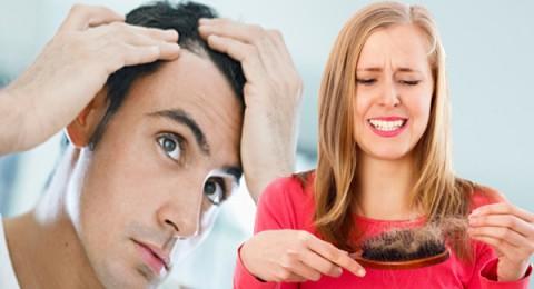ما الفرق بين تساقط الشعر عند الرجال والنساء؟