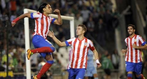 اتلتيكو مدريد يغرد وحيداً في الصدارة بفوزه على ريال سوسيداد