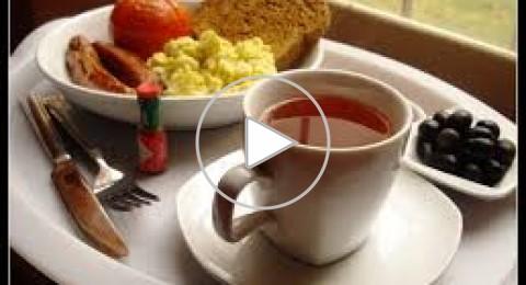 بالفيديو..وجبة الفطور تساعد على تقليل الوزن